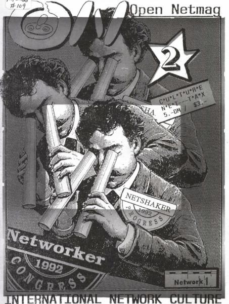 Joki, Open Netmag, 1992