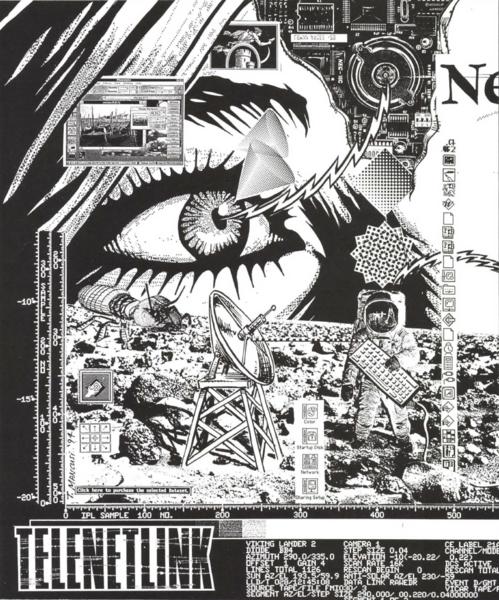 Tim Mancusi, Telenetlink, Cover, 1995