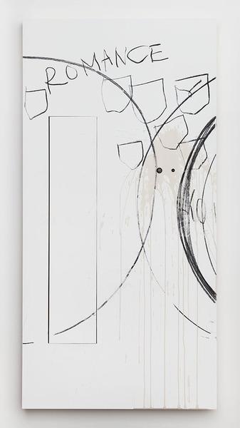 2014.11 Aki Sasamoto : Wrong Happy Hour, Wrong Happy Hour - wall/door 11.15.2014, 2014