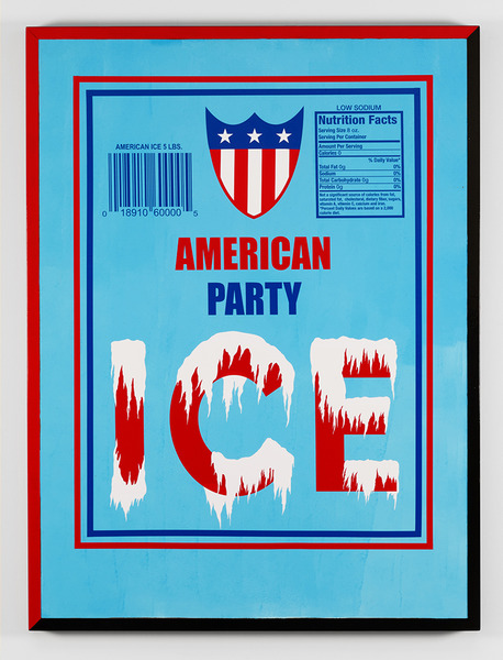 Borna Sammak, American Party Ice, 2014