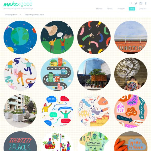 Blog : make:good