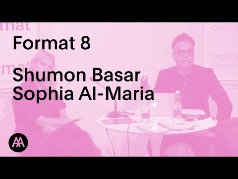 Self FORMAT - Shumon Basar and Sophia Al Maria (PART 1)