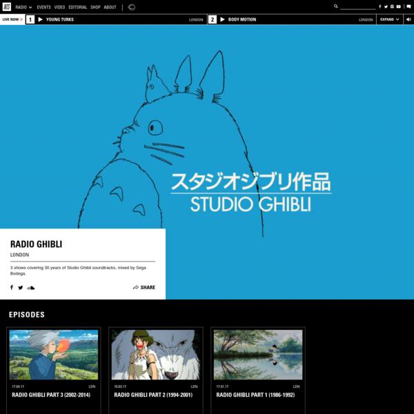 Radio Ghibli
