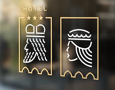 The rebranding of Piast Hotel