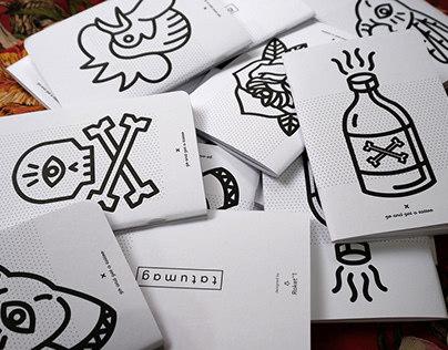 Tattoo Sketchbooks