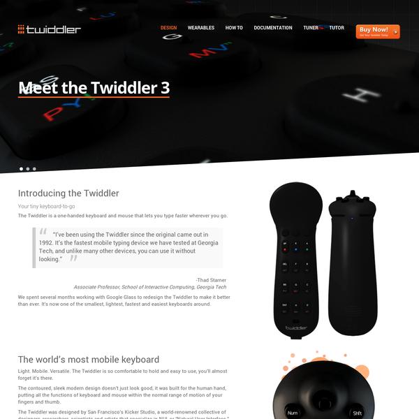 Twiddler 3