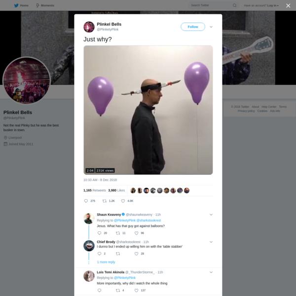 Plinkel Bells on Twitter