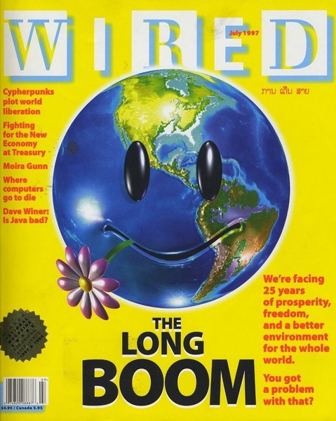 Wired, July 1997