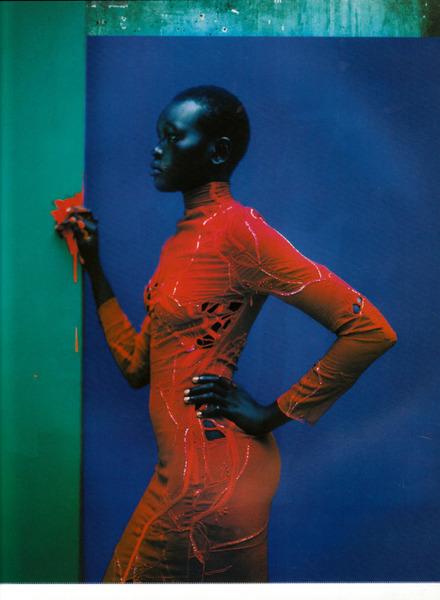 Alek by Jean-Baptiste Mondino, 1997