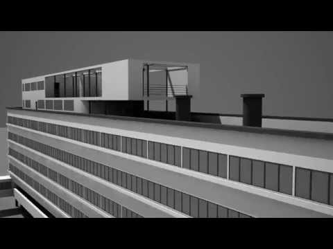 Narkomfin Building - Moisei Ginzburg