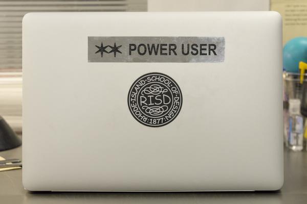 Arena Power User Sticker