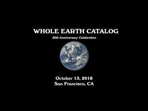 Whole Earth 50th Anniversary Celebration