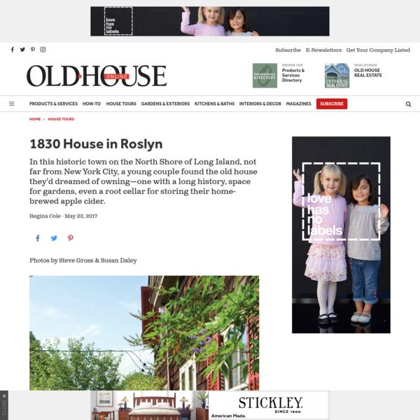 1830 House in Roslyn