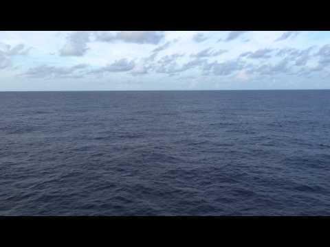 South China Sea - 4K, 93 Min Single Take by Toby Smith