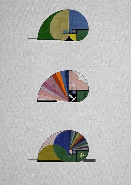 Hilma af Klimt Snails