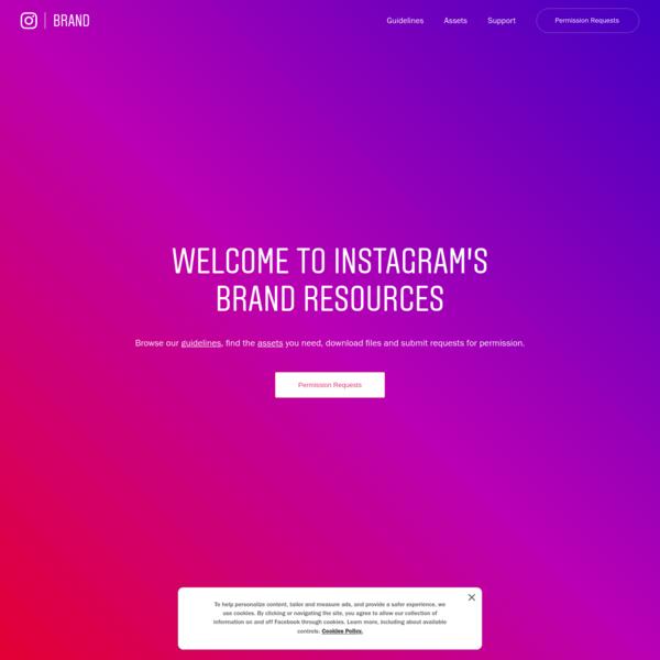 Instagram Brand Resources