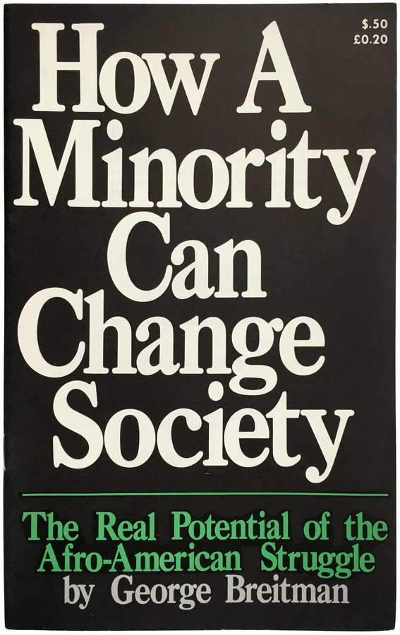 how a minority can change society