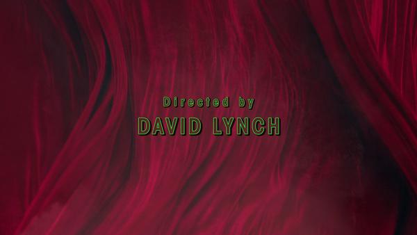 Twin Peaks —Directed by DAVID LYNCH
