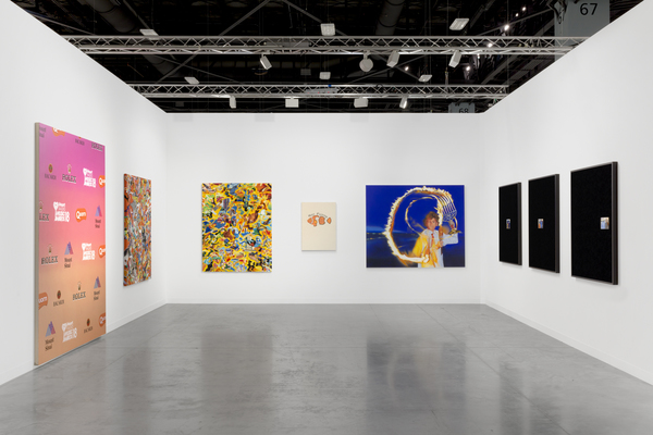2018.12 Jamian Juliano-Villani, Borna Sammak, Sable Elyse Smith: Art Basel Miami Beach, Nova, 2018