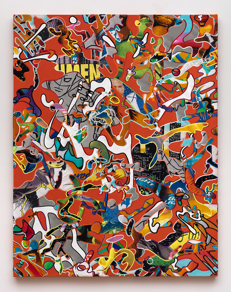 2018.12 Jamian Juliano-Villani, Borna Sammak, Sable Elyse Smith: Art Basel Miami Beach, Borna Sammak