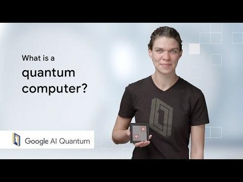 What is a quantum computer? (QuantumCasts)