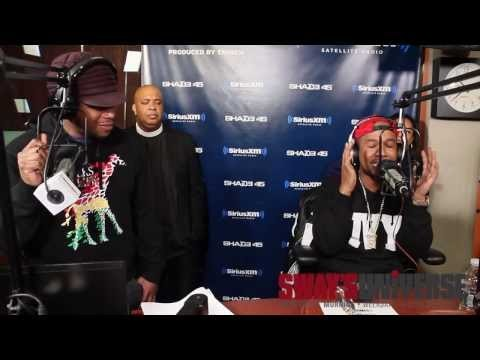 Is CyHi The Prynce the Hottest in the Game? Performs Live for Reverend Run on Sway in the Morning