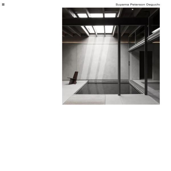 Suyama Peterson Deguchi - Northwest Contemporary Design