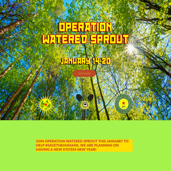 Operation Watered Sprout - Demand Utopia