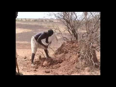 Ancient African Iron Smelting Technology