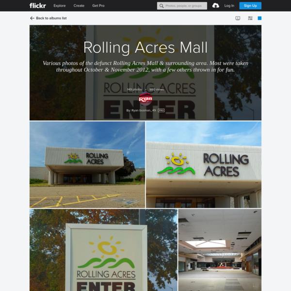 Are na / dead malls