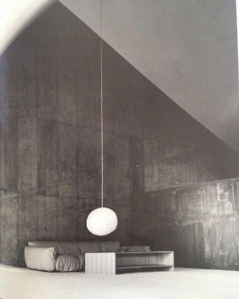 Kazuo Shinohara interiors
