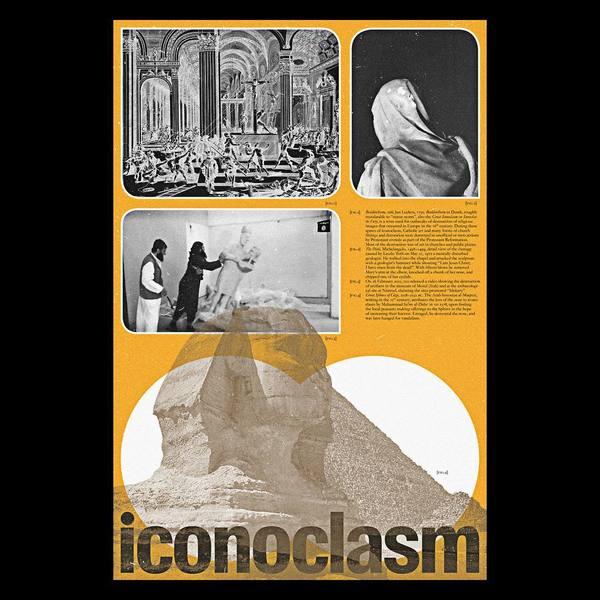 Iconoclasm 🔎 #graphicdesign #poster #typography