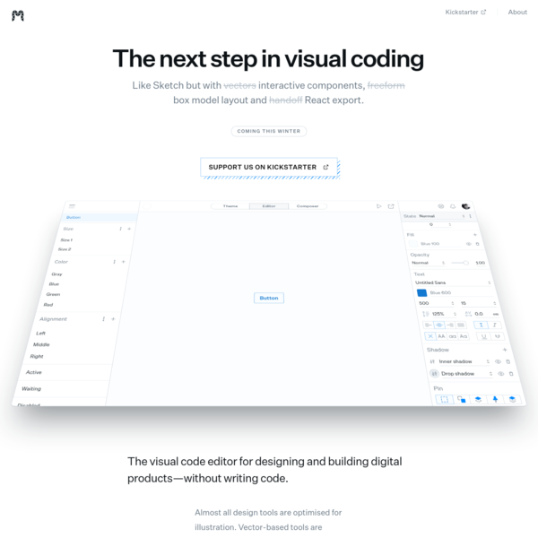 The next step in visual coding.