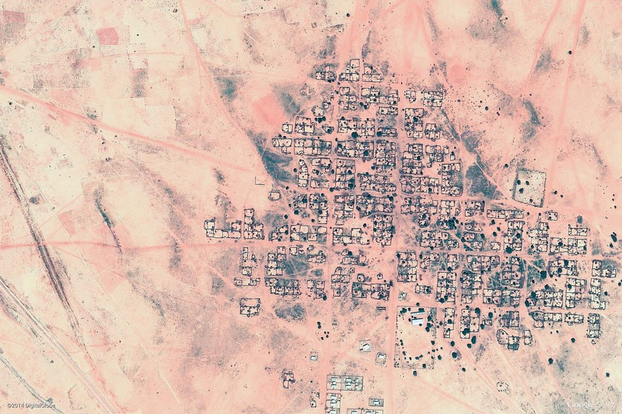 Al Fasher, Sudan (Google Earth View 1247)