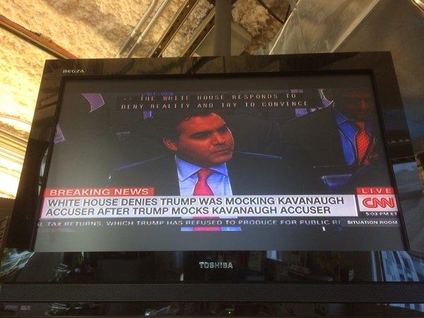 CNN trolling Trump