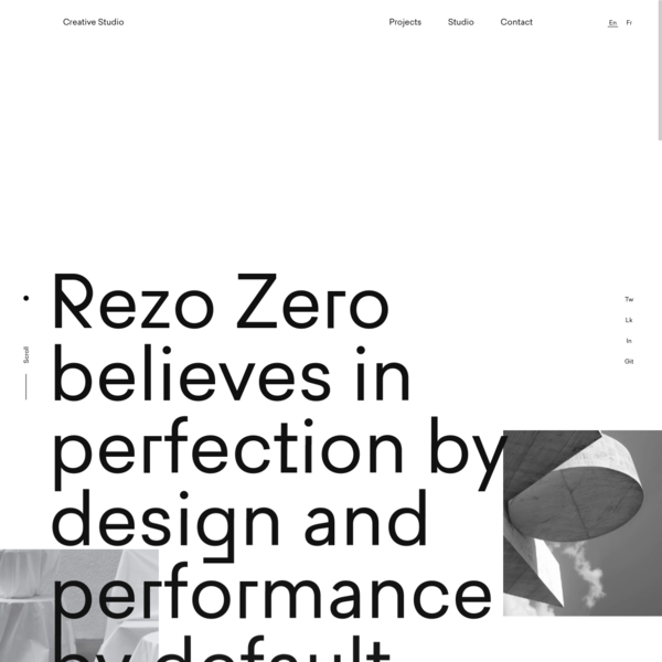 Rezo Zero is a graphic and digital studio that designs and develops unique brand identities and tailor-made digital solutions.