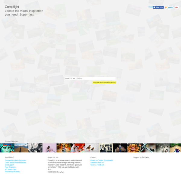 Compfight / A Flickr Search Tool