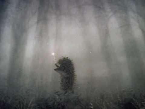 Hedgehog in the Fog [Yuriy Norshteyn, 1975] HQ