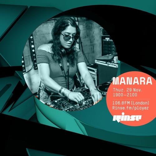 Manara with 2SHIN - 29th November 2018 by Rinse FM