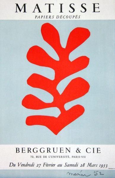 Matisse - Berggruen & Cie