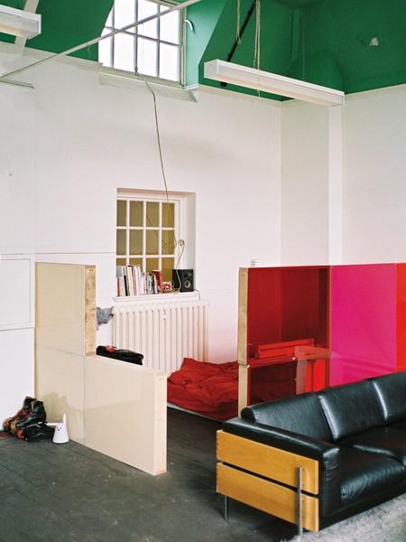 Yorgo Tloupas in Apartmento, 2008