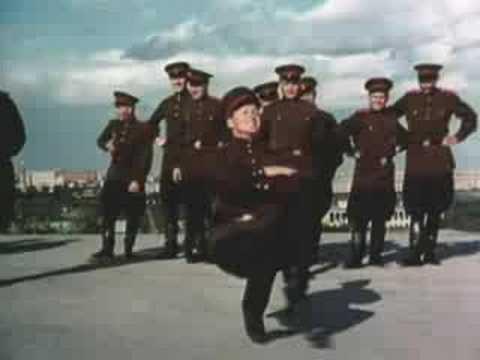 Russian Red Army Dance Ensemble