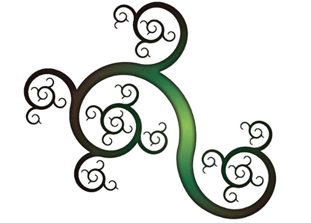 The Harriss spiral