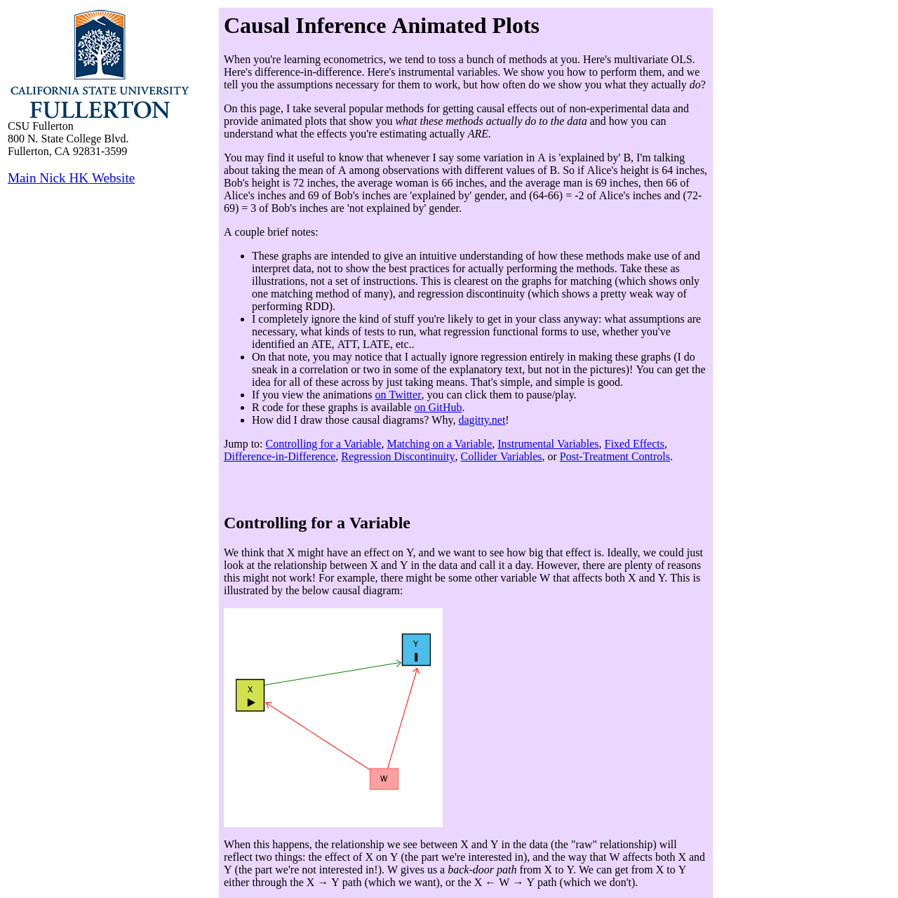 Are na / Causal Inference Animated Plots