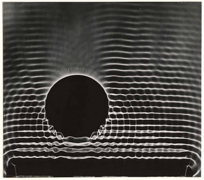 Berenice Abbott, Behavior of Waves 1960