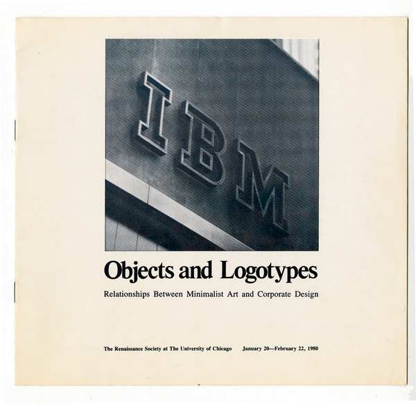 Objects and Logotypes