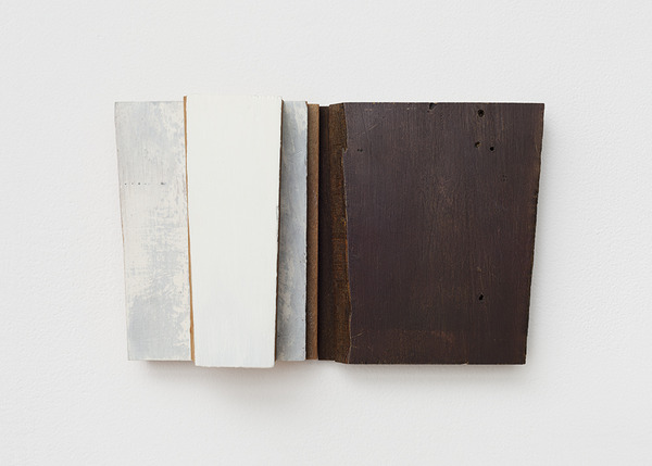 Bill Walton, Red Floor / White Floor, n.d.