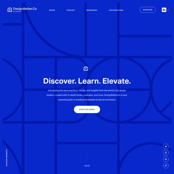 Discover DesignBetter.Co