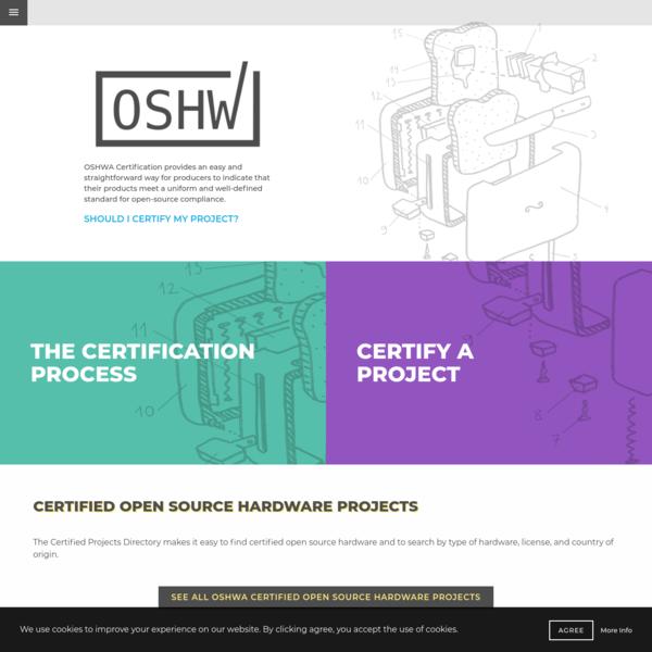 Certification provides an easy and straightforward way for producers to indicate that their products meet a well-defined standard for open-source compliance.