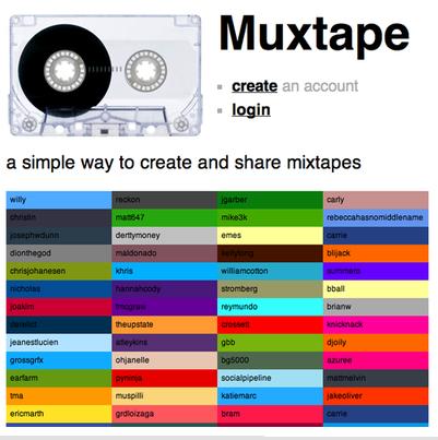 muxtape.com